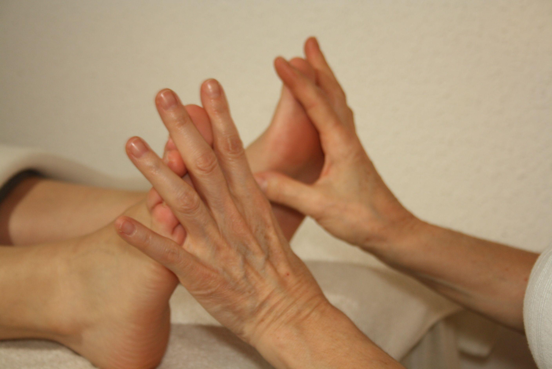 Perfecto masaje trabajo de mano