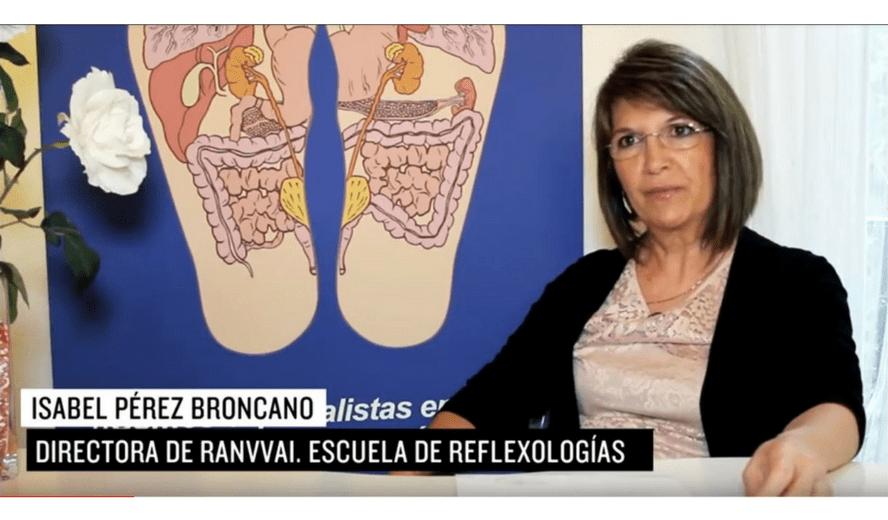 El Mundo TV. ¿En qué consiste la Reflexología Podal?