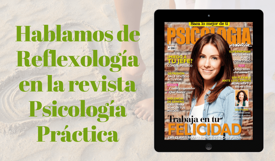 Reflexología en la revista Psicología Práctica