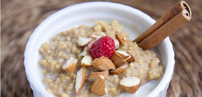 Desayuno Energético de Crema de Arroz