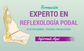 Experto en Reflexología Podal Integral – Método Ranvvai –