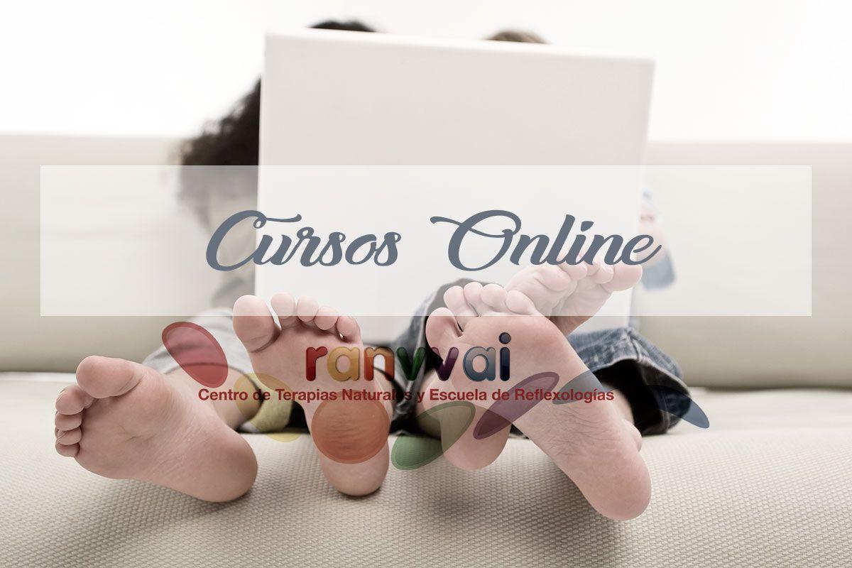 Cursos de reflexología podal - Cursos Online - Ranvvai