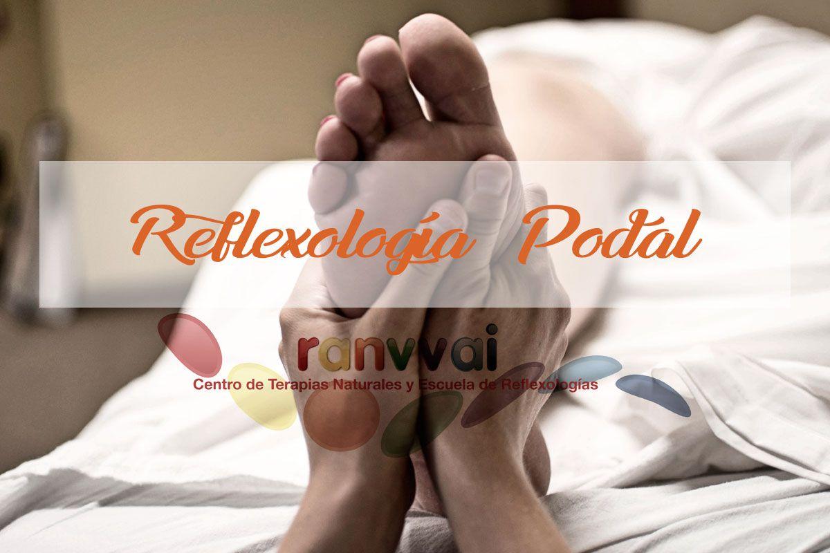 Cursos de Reflexología Podal - Ranvvai