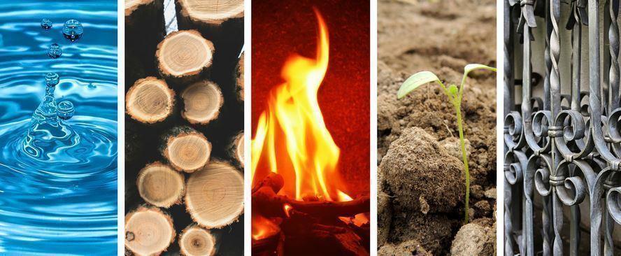 ¿Cuál De Los Cinco Elementos Es Tu Elemento Predominante?