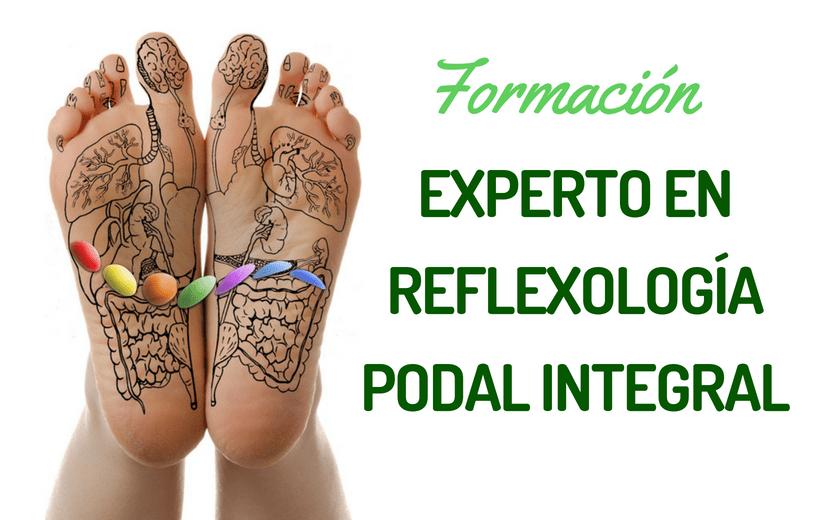 Experto en Reflexología Podal Integral