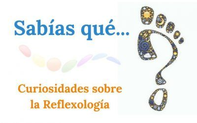 Curiosidades sobre la Reflexología