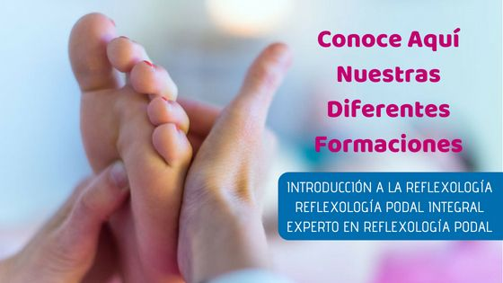 Cursos de Reflexologia Podal en Madrid