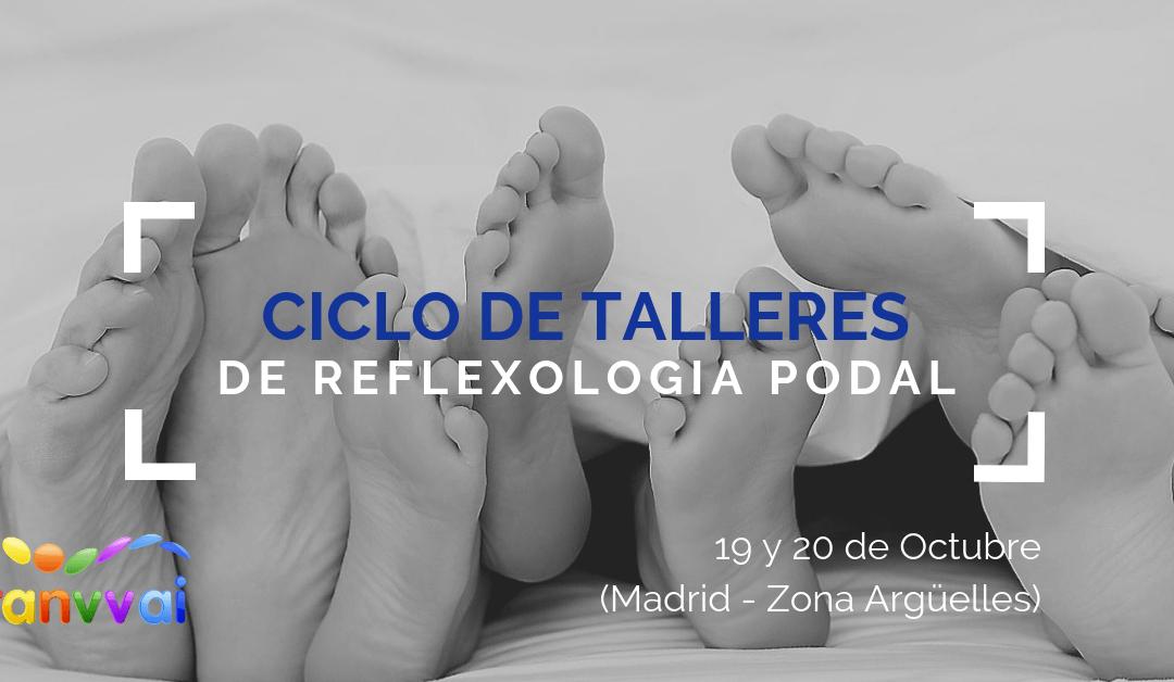 Talleres de Reflexología Podal